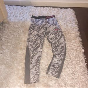 Nike Grey Camo Leggings